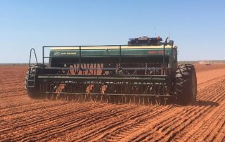 John Shearer 33 Row 2 bin 6 Rank Direct Drill at Pardoo Station