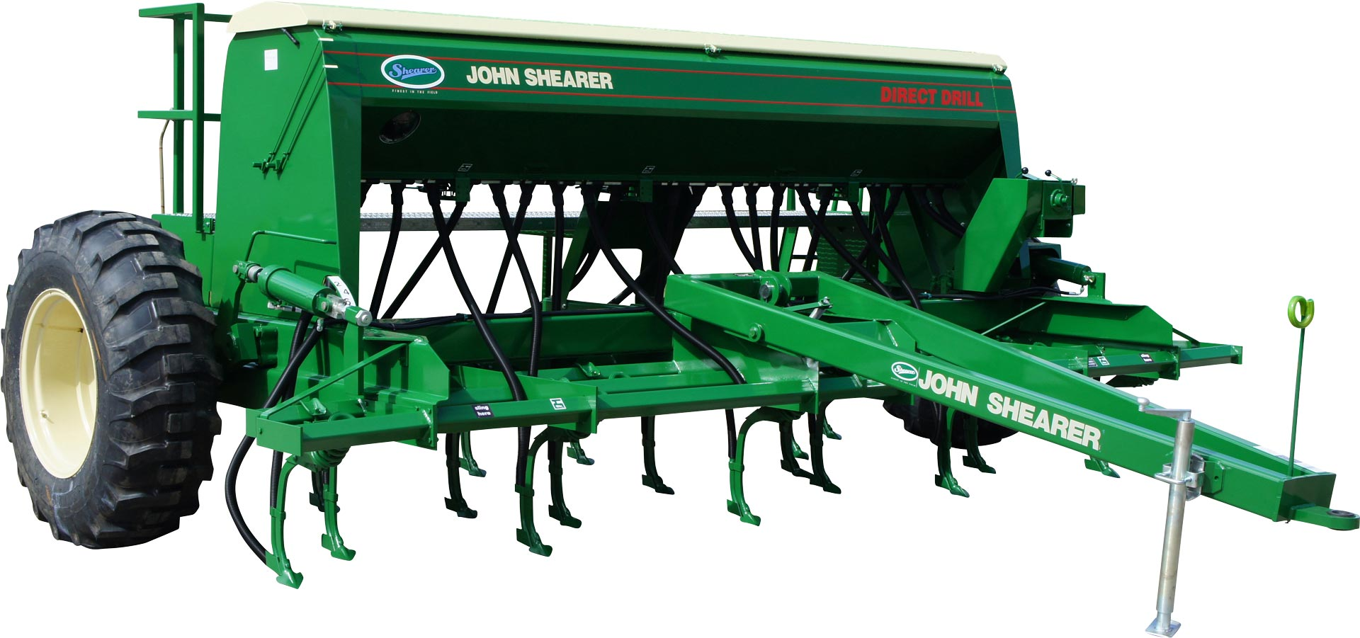 2 Bin (4 or 6 Row) Direct-Drill with Tyne Openers
