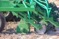 AS2400LT Airdrill - Double Disc Openers Seeding