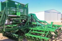 AS2400LT Airdrill - Ready for seeding