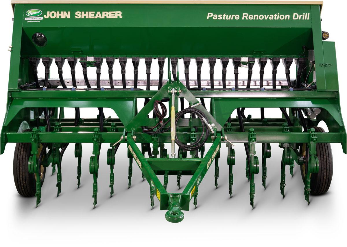 Pasture Renovation Drill