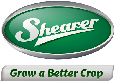 Shearer - Grow a Better Crop Logo