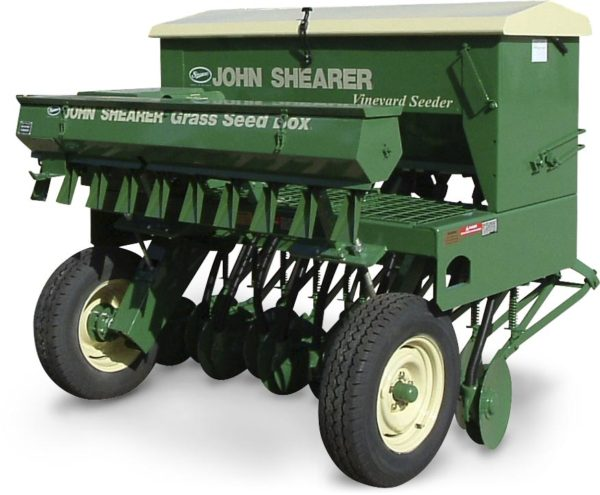 Vineyard Seeder