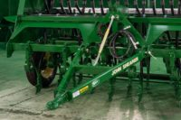 Pasture Renovation Drill Tow Hitch