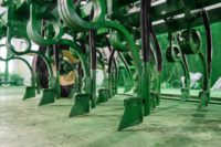 Pasture Renovation Drill Coil Tynes