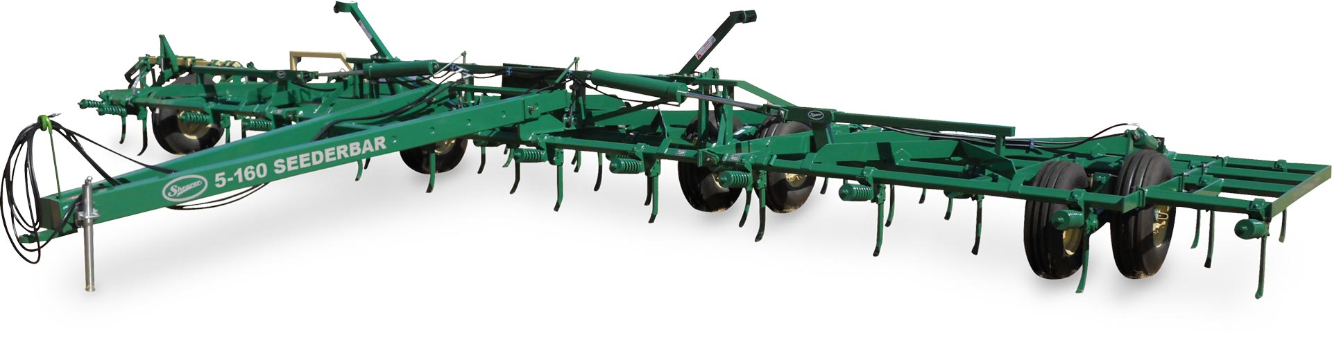 John Shearer 5-160 Seeder Bar