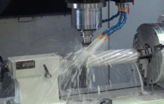 4-Axis CNC Machining a Seed Roller